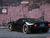 HRE P44SC Wheels Bronze Ford GT