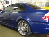 HRE 891R Polished Wheels BMW M3 E46