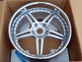"""HRE 597R 20"""" Porsche Wheels"""