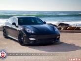 HRE Wheels on Porsche Panamera