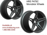 HRE P47SC Wheels