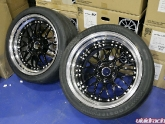 Custom Hre 18inch Competition Series For Bmw Race Car