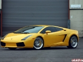HRE C20 Brushed on Gallardo