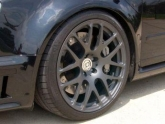 HRE Wheels Monoblock P40 Audi RS4