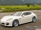 HRE Wheels Photoshopped on Porsche Panamera