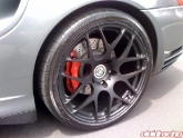 HRE Wheels Monoblock P40 Porsche 996TT
