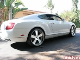 Bentley Continental GT HRE 945R 22 Inch