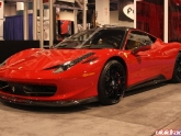 Ferrari 458 Italia With Hre P40s