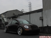 Vw Beetle On 20inch P40 Hre Wheels
