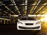 2010 Hyundai Genesis Coupe Weds Wheels, Stance Coilovers, Agency Power Parts