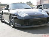 GT2 Front Bumper and TechArt Side Skirts Installed