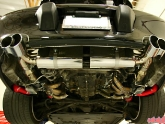 Porsche 650 Turbo Kit Complete