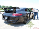 Jared's 997C2 with more Racing Parts