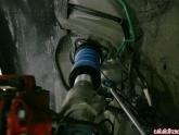 Bilstein PSS10 PASM Coilovers Installed on 997TT