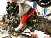Jeff's 996TT Adds New Intercooler Hoses