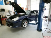 Agency Power 650 Turbo Kit Porsche 996 TT