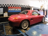 BoxsterS on the Dyno