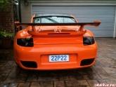 Kris' Porsche 997TT