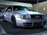 B5 S4 Stage 3 For Kw Coilover Contest