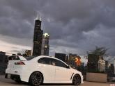 Ww Evo X + Chicago Rear