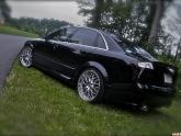 Clean Audi A4
