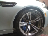 2012 BMW M5 at LA Auto Show 2011
