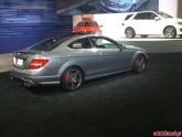Mercedes CL Coupe at LA Auto Show 2011