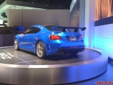 2012 Subaru BRZ LA Auto Show 2011