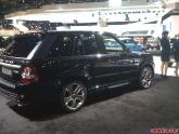 New Range Rover Sport at LA Auto Show 2011