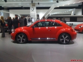 Volkswagen Beetle Turbo at LA Auto Show 2011