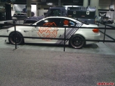 BMW M3 Modball Rally at LA Auto Show 2011