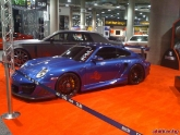 TechArt Porsche 997 Turbo at LA Auto Show 2011