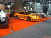 TechArt Porsche 997 Turbo Orange at LA Auto Show 2011