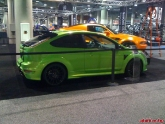 Green Focus RS at LA Auto Show 2011