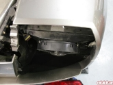 Stock Tail Light Removed