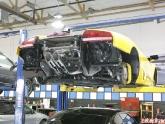 Lamborghini Mercielago Larini Exhaust