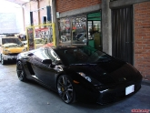 Lamborghini Gallardo 20inch 5.2 Style Wheels Titanium Brushed Finished