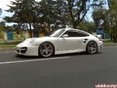 Luis 997TT with VR LEDs and TechArt Wheels