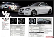 2012 Rays Wheels Catalog Volk G2 BMW 135