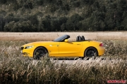 BMW Z4 with Advan RZ-DF 19inch Wheels