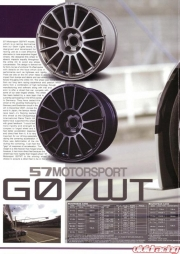 57 Motorsport G07WT Wheels