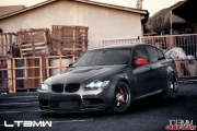 BMW E90 M3 with Advan TCIII Wheels