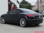 Progressive ME Volk Wheels on Audi TT