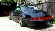 964 with Volk TE37 Wheels