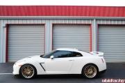 Volk GT30 20x9.5 and 20x10.5 Skyline R35 GTR