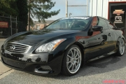 Volk GTF Wheels on a Infiniti G37