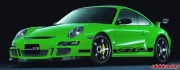 Advan TC3 Wheels Gunmetal Porsche 997 GT3