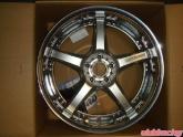 GTS Mercury Silver