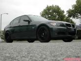 Volk RE30 Wheels on BMW E90