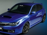 Volk RE30 on 2008 Subaru STI